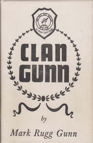 Clan Gunn history book