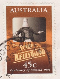Ned Kelly stamp